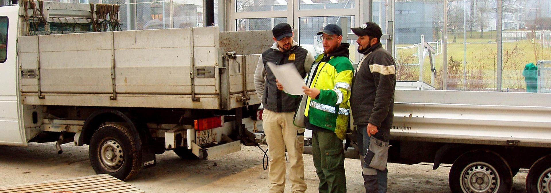 Vorbereitung Anhängerprüfung - JSZE - JardinSuisse Zentralschweiz - Gärtner aus Luzern, Ob- und Nidwalden, Schwyz, Uri und Zug